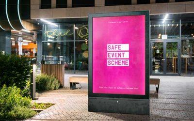 Cube Joins Safe Event Scheme As Official Partner