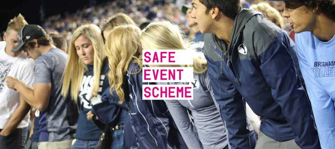 safe event scheme crowd management
