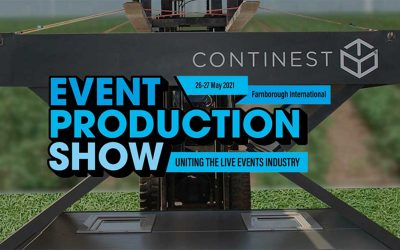 World's Most Ecofriendly Foldable Temporary Building Solution To Be Showcased at The Event Production Show 2021