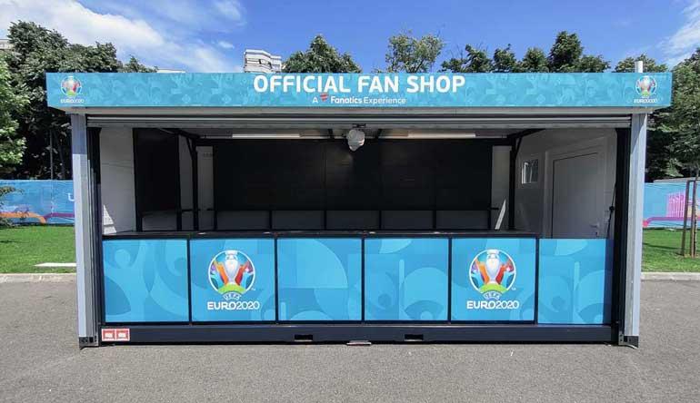 euro2020 fanstore in bucharest