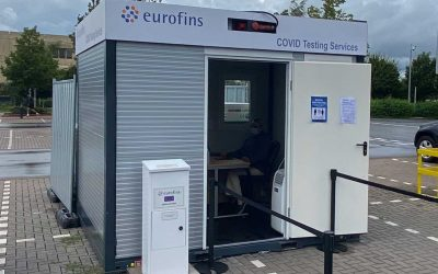 EUROFINS Testing Centres in Asda Car Parks – Phase II Complete