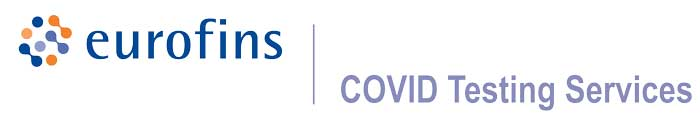 eurofins covid testing services logo