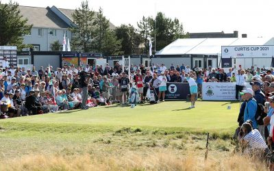 Cube Modular Supports Curtis Cup's Return To Wales