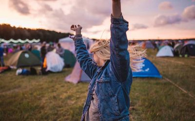 Cube Supports 2021 Music Festivals With Portable Buildings Throughout The UK